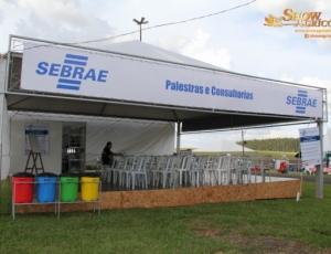 SEBRAE/SC participa do 15º Show Agrícola em Palma Sola